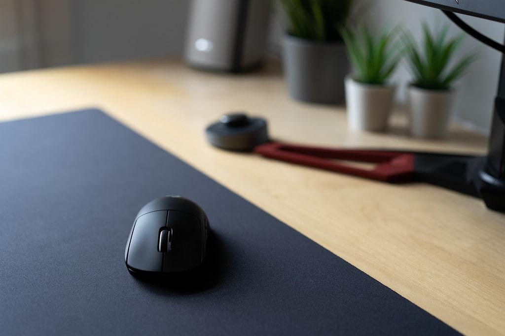 Logitech G Pro X Superlight Schreibtisch